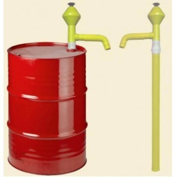 Manual Chemical Drum and Barrel Pump korinapumps.gr
